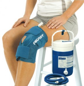 Cold therapy device by aircast
