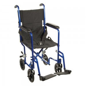 drive lightweight aluminum transport chair