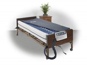 Med-Aire Low Airloss Mattress System by Drive Medical