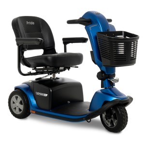 3-Wheel Scooters