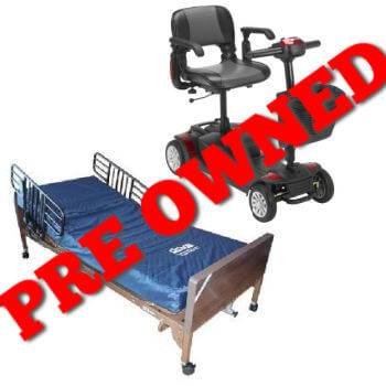 Pre-owned Equipment