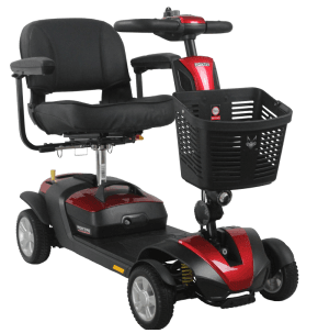 4-Wheel Portable Scooters