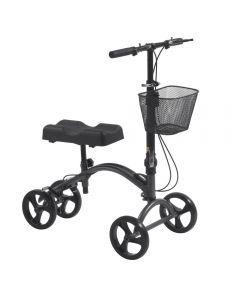 DV8 Steerable Aluminum Knee Walker by Drive