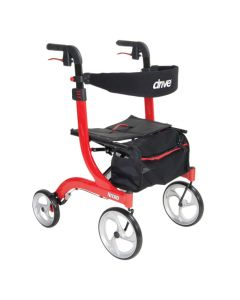 Nitro Rollator by Drive Red