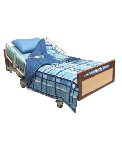Euro 3002 Fully Electric Hi-Low Homecare Bed
