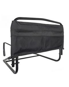 "30"" Safety Bed Rail with Pouch Stander"
