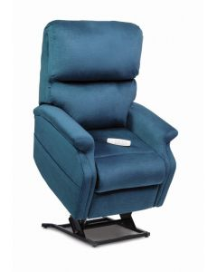 Pride Infinity LC525i Lift Chair Durasoft Deep Sky