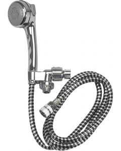 Deluxe Handheld Shower Massager with Three Massaging Optionsby Drive