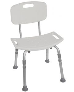 Deluxe Aluminum Shower Chair by Drive