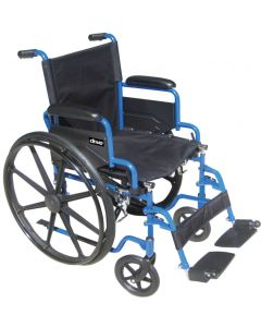 Blue Streak Wheelchair by Drive