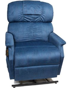 Golden Comforter PR-501 Lift Chair Wide Blue