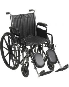 Drive Silver Sport 2 Manual Wheelchair