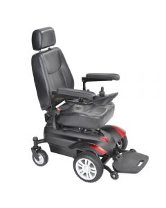 Titan rental power wheelchair