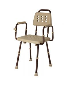 Medline Elements Shower Chair with Microban