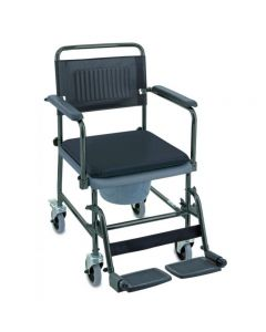Invacare Glideabout Bathroom Commode