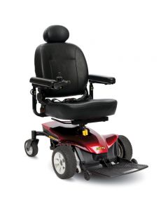 Jazzy 1450 Bariatric Power Wheelchair