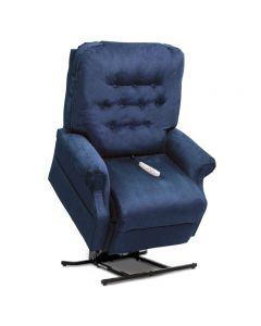 Pride LC-358 Lift Chair Blue