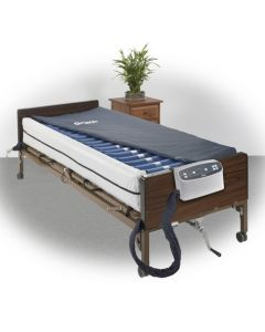 "Med-Aire Plus 8"" Low Air Loss Mattress with Defined Perimeter"