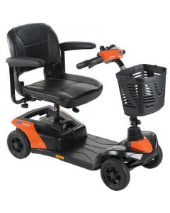 Colibri 4-Wheel Portable Scooter Orange