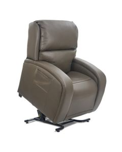 Golden Shiitake PR761 Lift Chair Shiitake Lifted