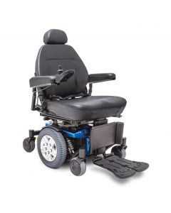 Quantum Q6 Edge HD Power Wheelchair Seat 1