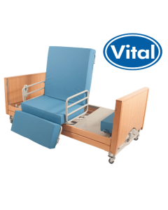 Rotabed Rotating Chair Bed with Logo