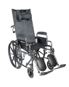 Silver Sport Full Reclining Wheelchair