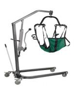 Hydraulic, Standard Patient Lift with Six Point Cradle