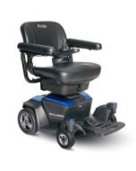 Go-Chair Portable Power Wheelchair Sapphire Blue
