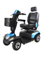 Invacare Pegasus Metro 4-Wheel Blue