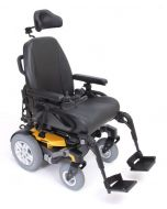 Quantum Rival Power Wheelchair