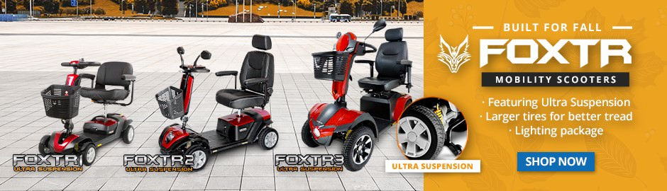 FOXTR Mobility Scooters Fall Short